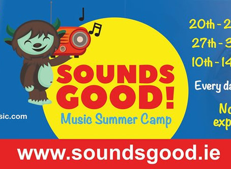 Sounds Good! Summer Camp