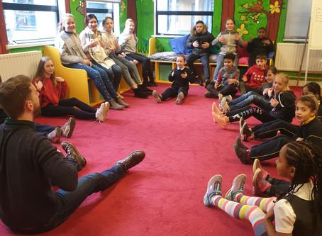 Festival Outreach - Bracken Educate Together National School