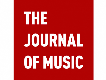 Podcast Episode 8 - 20 years of the Journal of Music