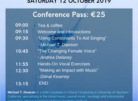 Autumn VOICE Conference