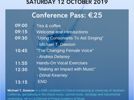 Autumn VOICE Conference
