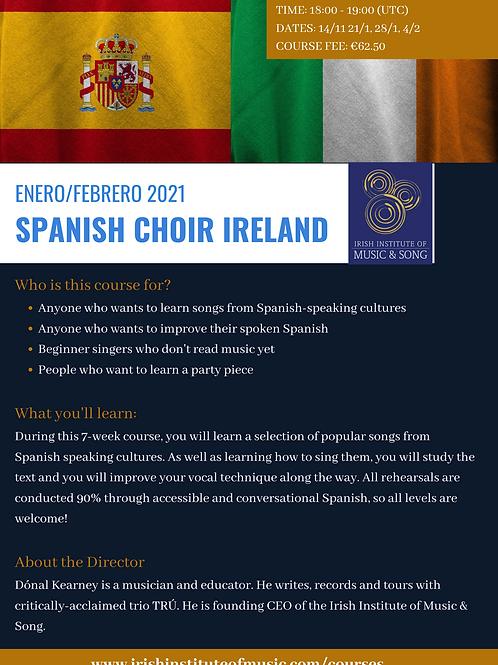 Spanish Choir Ireland