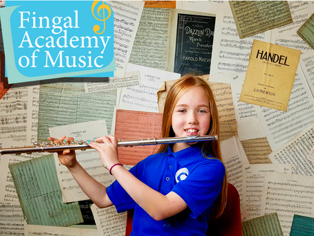 Podcast Episode 2 - Fingal Academy of Music