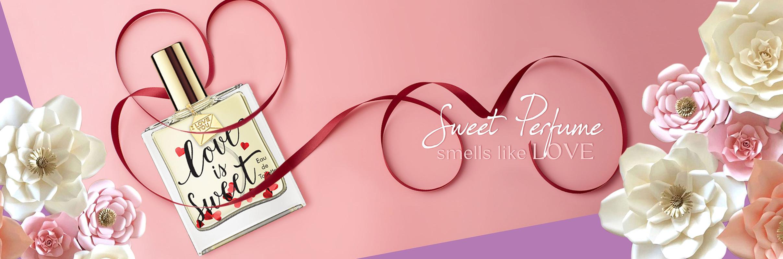 Sweet Perfume smells like LOVE