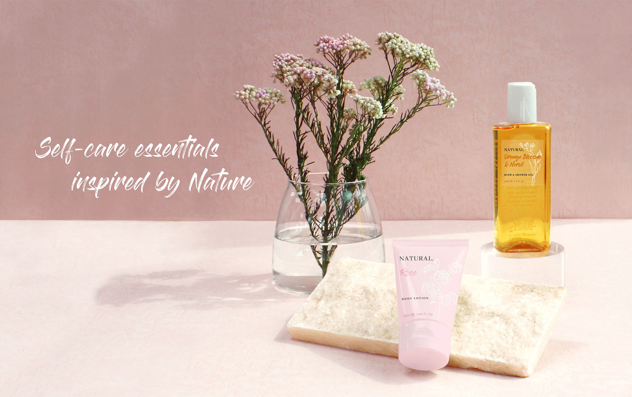 Self-care essentials inspired by Nature