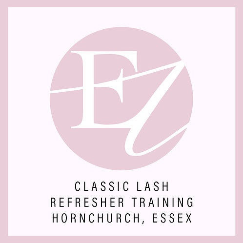 Classic Lashes Refresh Training With Nikki at Hornchurch, Essex