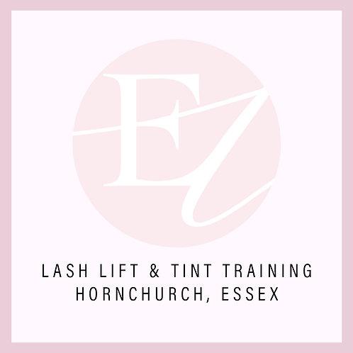 Lash Lift & Tint Training With Nikki at Hornchurch, Essex