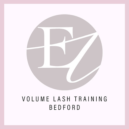 Volume Lash Training With Gemma at Bedford