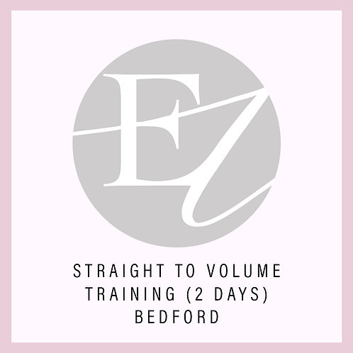 Straight To Volume Training With Gemma at Bedford