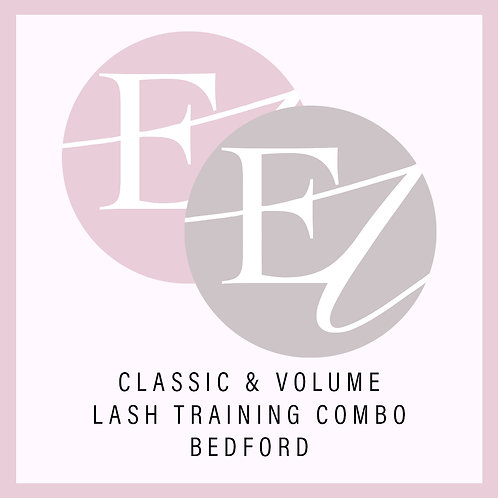 Classic & Volume ComboTraining With Gemma at Bedford