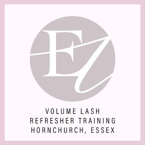 Volume Lash Refresh Training With Nikki at Hornchurch, Essex