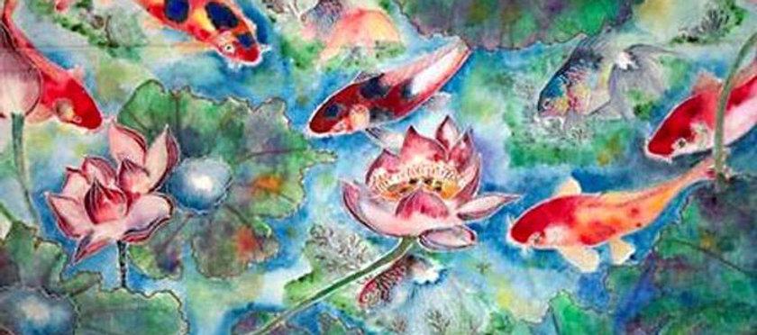 Beginners Western Acrylic/ Watercolor Painting Regular Classes