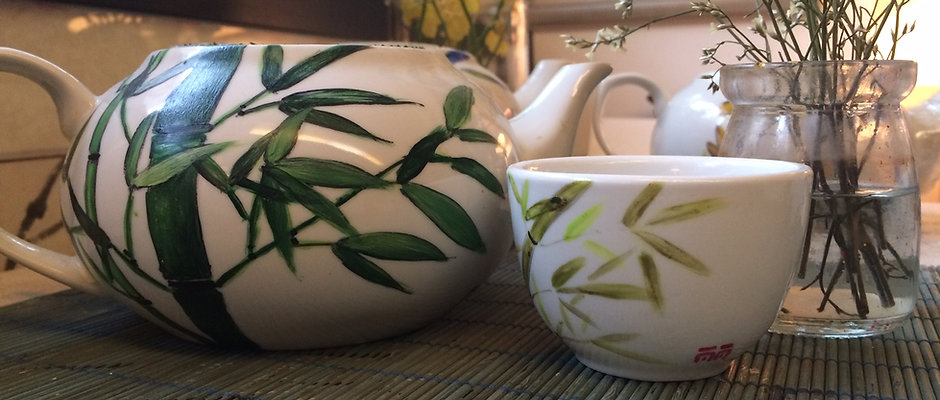 Chinese CeramicTeapot Painting Workshop | One-Off Class