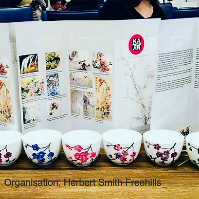 Chinese Teacup Painting HSF