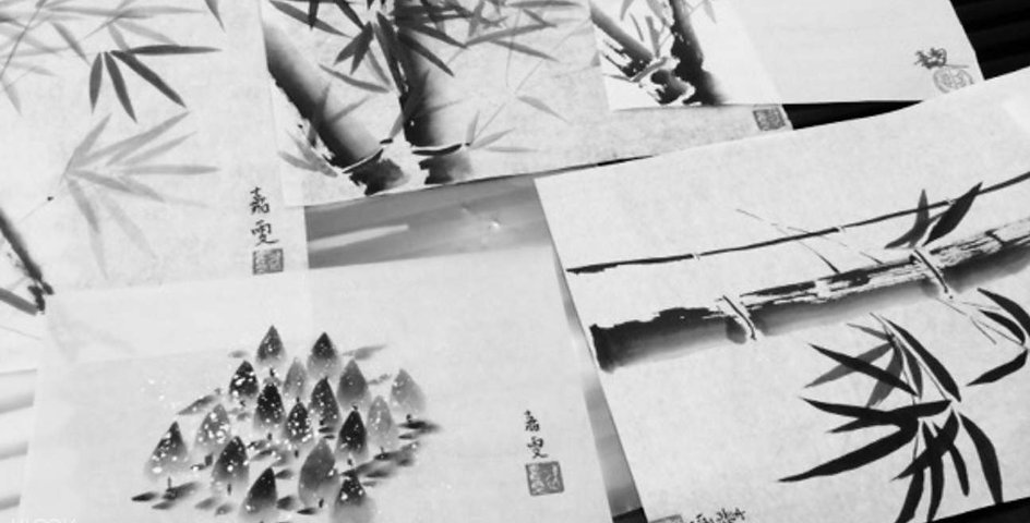 Chinese Ink Painting - Intensive 5 Classes Course
