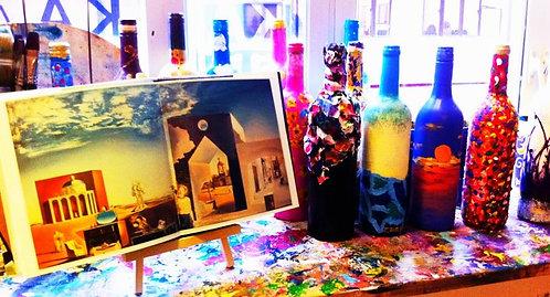 Bottle Art  One-Off Workshop