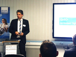 Erfolgreiches BusinessBreakfast bei der pcm GmbH