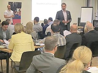 Das Hagener Unternehmerfrühstück setzt wieder Impulse in der Führungsetage