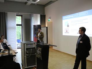 Das zweite Hagener Unternehmerfrühstück sensibilisiert Unternehmer für Cyber Crime!