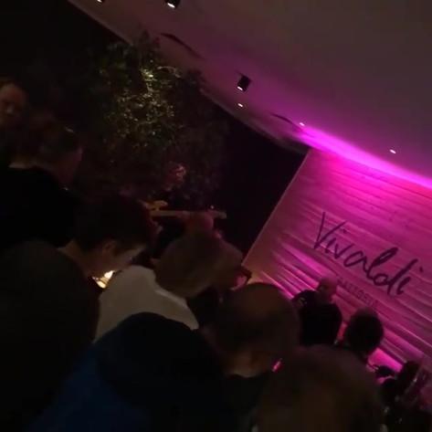 Feiern im Vivaldi