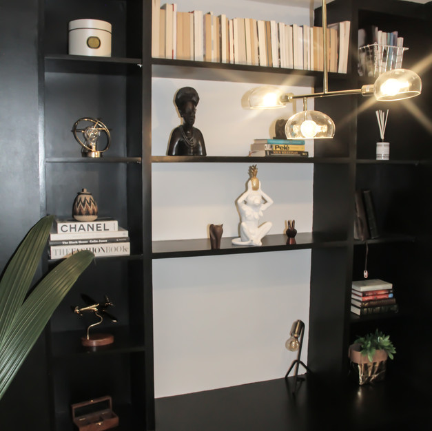 BATTERSEA HOME OFFICE - HAPPI HABITAT