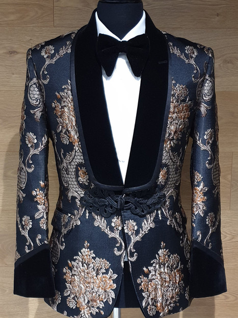 Our King Collection Tuxedo