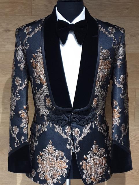 Our King Collection Tuxedo
