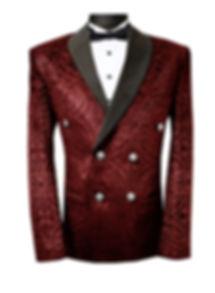 paisley damask mochee kent blazer tailor made sherwani tuxedo wedding dinner jacket