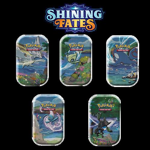 Shining Fates Mini Tins