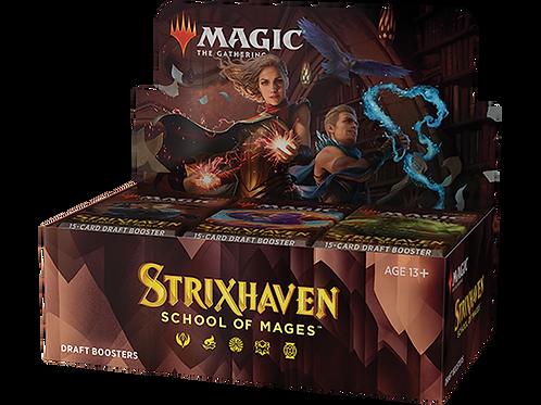 Strixhaven Draft Booster Box