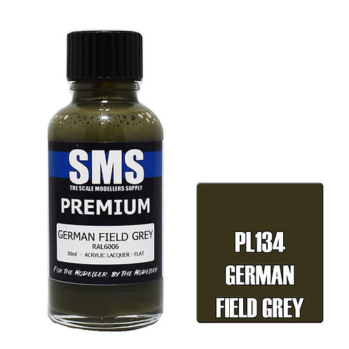 Premium GERMAN FIELD GREY 30ml