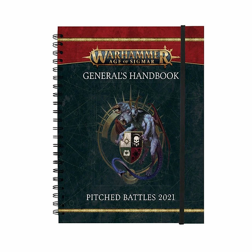 Generals Handbook and Pitched Battles 2021