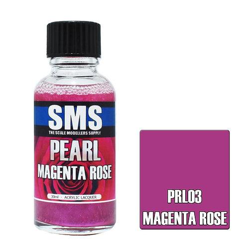 Pearl MAGENTA ROSE 30ml