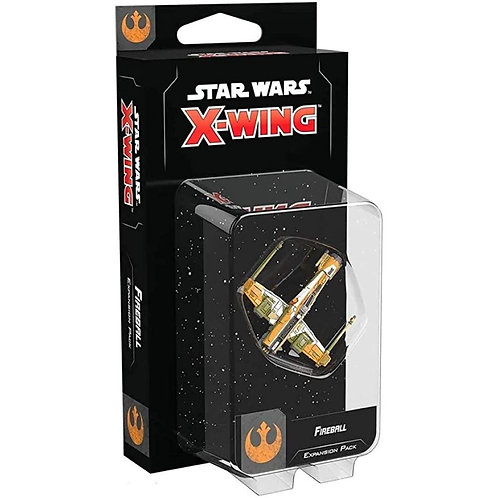Star Wars X-Wing 2nd Edition Fireball Expansion