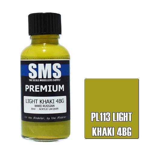 Premium LIGHT KHAKI 4BG 30ml