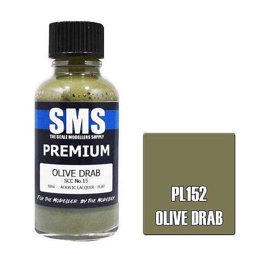 Premium SCC No.15 OLIVE DRAB 30ml