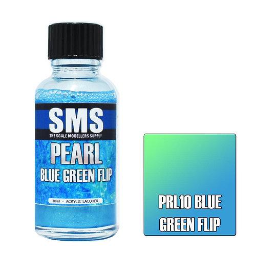 Pearl BLUE GREEN FLIP 30ml