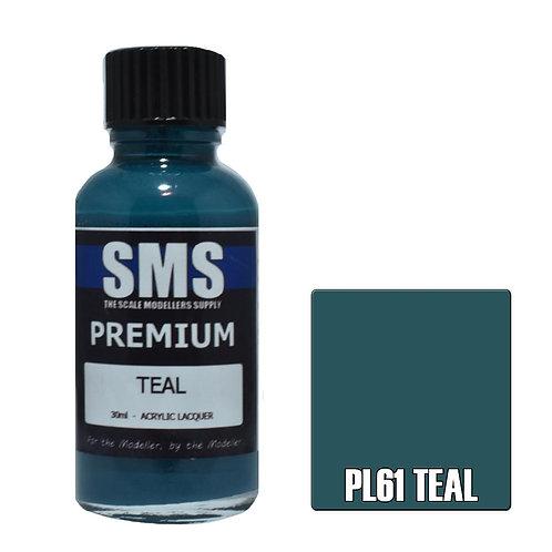 Premium TEAL 30ml