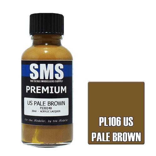 Premium US PALE BROWN 30ml