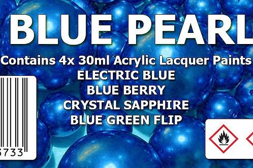 BLUE PEARL Colour Set