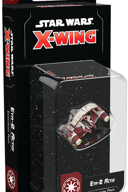 Star Wars X-Wing 2nd Edition ETA-2 Actis Expansion Pack