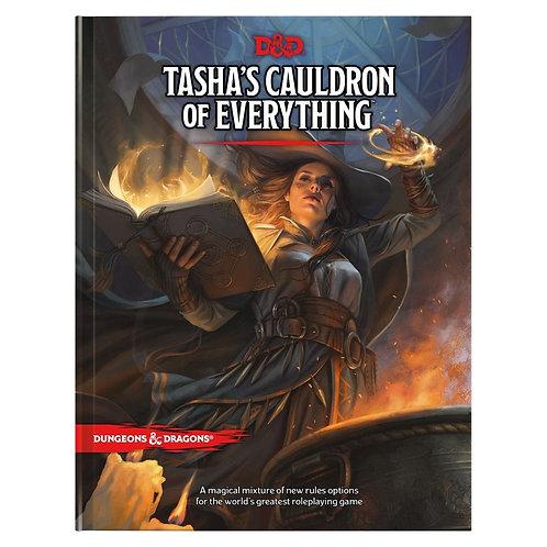 D&D Tasha's Cauldron of Everything