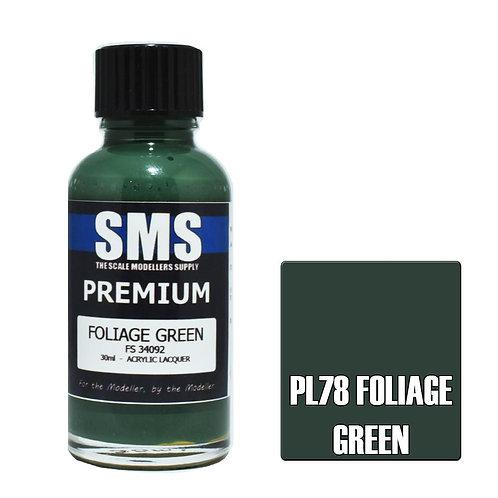 Premium FOLIAGE GREEN 30ml
