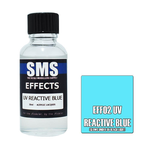 Effects UV REACTIVE BLUE 30ml