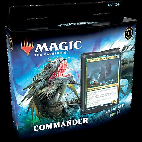 Commander Legends Commander Deck - Reap the Tides