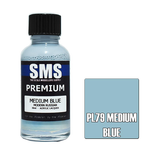 Premium MEDIUM BLUE 30ml