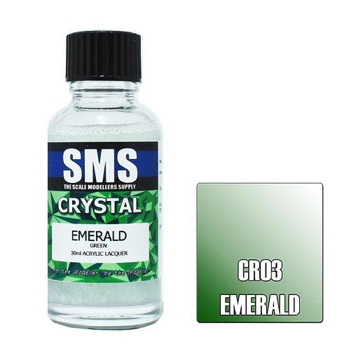 Crystal EMERALD (Green) 30ml