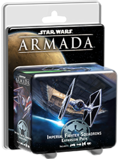 Armada Imperial Fighter Squadrons