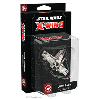 Star Wars X-Wing 2nd Edition LAAT/i Gunship Expansion Pack