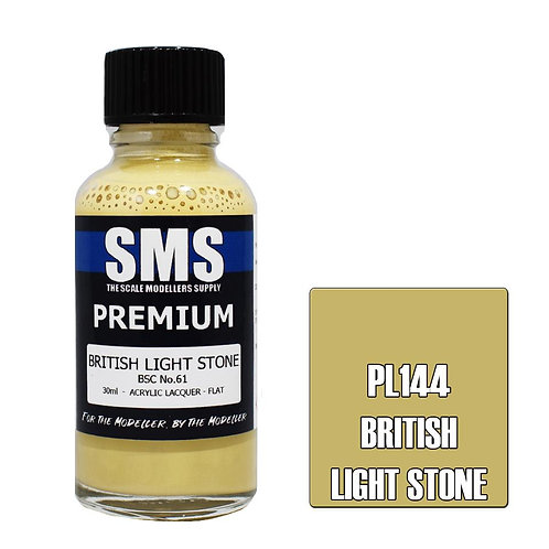 Premium BRITISH LIGHT STONE 30ml